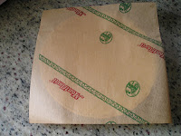 papel antigrasa kraft marrón
