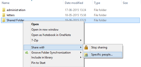 How to Share Folder and Files in Computer Network