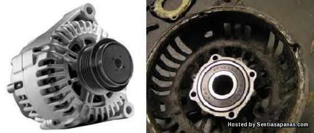 Pulley bearing