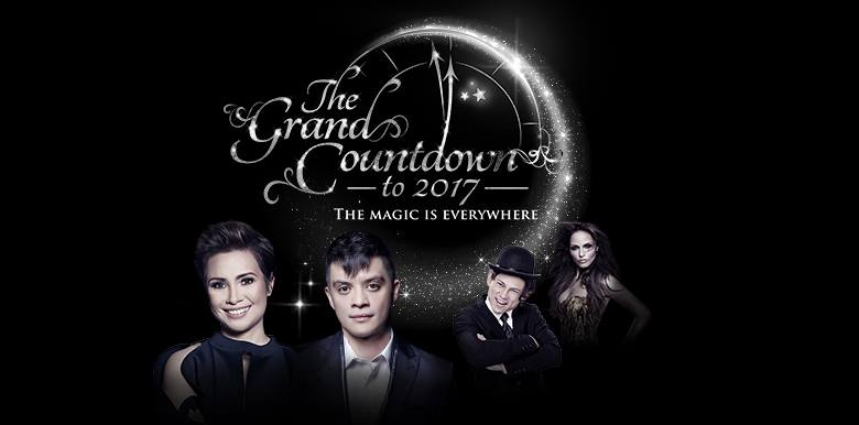 Resorts Wold Manila: The Grand Countdown to 2017