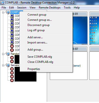 Jim's Technical Blog: Awesome Tool! Remote Desktop