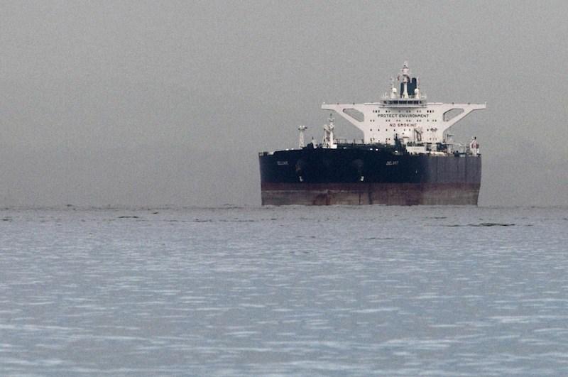 Huge Oil Tanker Traffic Jam Builds at Iraq's Basra Port