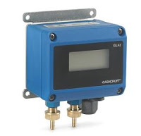 Differential pressure transmitter (Ashcroft)
