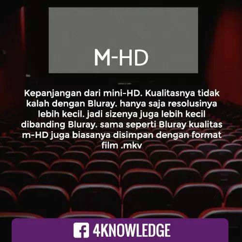 Mari Mengenal Jenis Kualitas Suatu Film!!! - Just Info