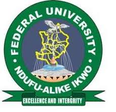 Federal University Ndufu-Alike Ikwo (FUNAI) Graduation List