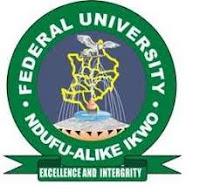 FUNAI Postgraduate Admission Form