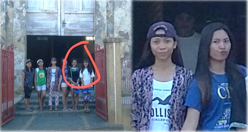 Unusual photobomber joins vacationers in spine-chilling photos taken in Masbate
