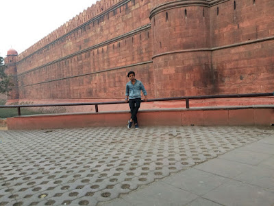 red fort pictures