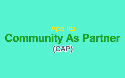 apa itu community as partner (cap)