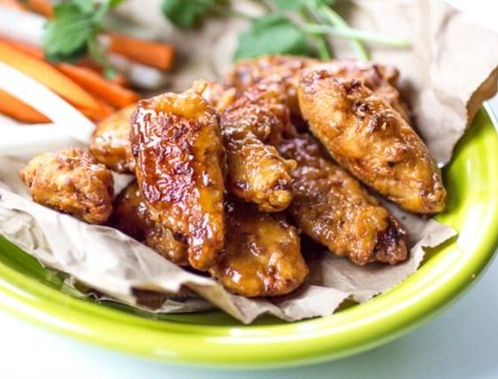 Sticky Vietnamase Boneless Wings (Pok Pok Chicken Wings)