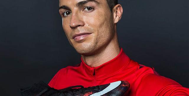 Nike promociona las nuevas botas de Cristiano