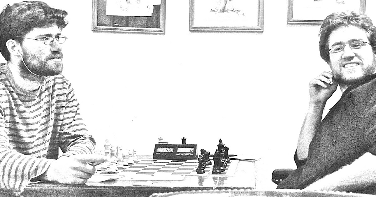 Boylston Chess Club Weblog: IM ESSERMAN CAPTURES 1ST AT