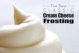 Classic Cream Cheese Frosting Recipe