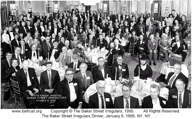 The 1995 BSI Dinner group photo