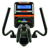 AFG 3.3AE console & single-grip-position handlebars