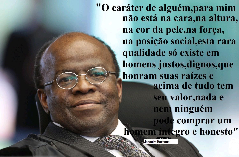 Blog Do Richardson: Joaquim Barbosa : Belo Exemplo De Vida