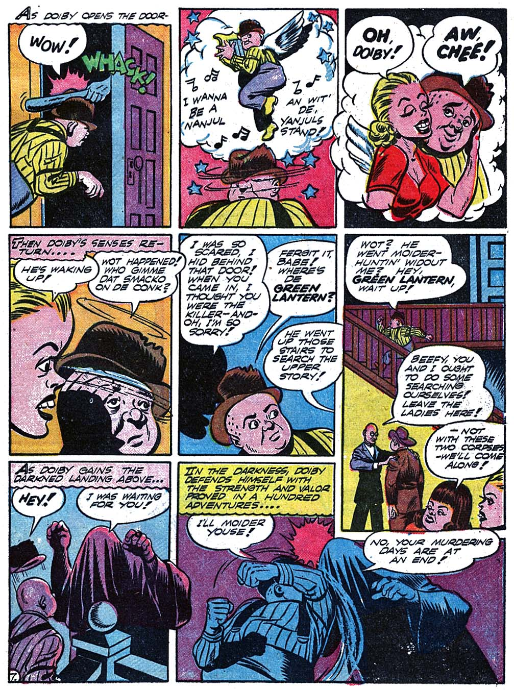 Read online All-American Comics (1939) comic -  Issue #46 - 9