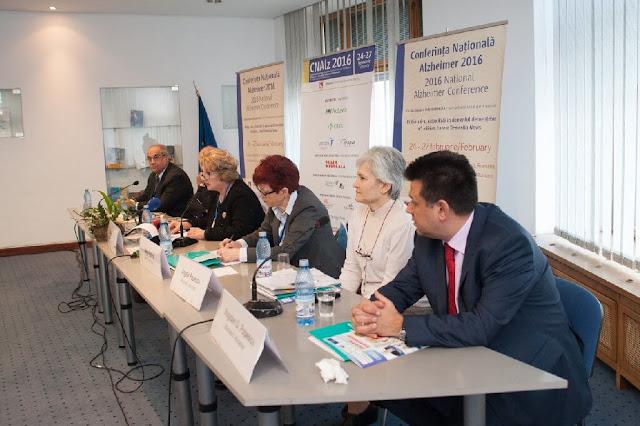 conferinta nationala alzheimer 2016 alianta terapeutica dementa