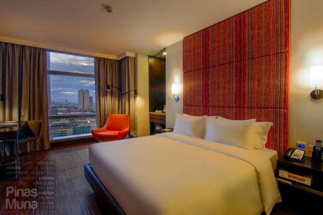 Deluxe Room at at Mercure Manila Ortigas