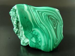 Resultado de imagem para malaquite mineral