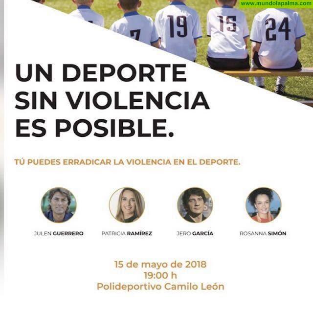 """Los Llanos celebra hoy las jornadas """"Un deporte sin violencia es posible"""""""