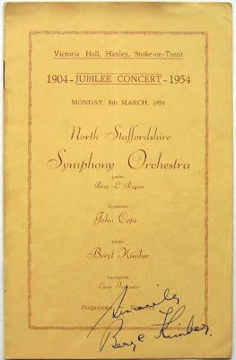 North Staffs Symphony Orchestra