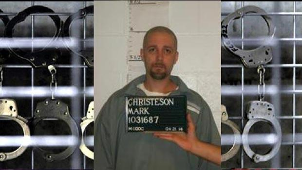 #Death_Penalty : Mark Christeson was given a lethal injection for killing of mother and 2 sons