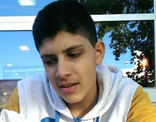 First photo of Ali David Sonboly