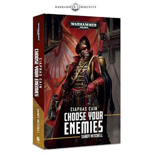 Ciaphas Cain Choose your Enemies