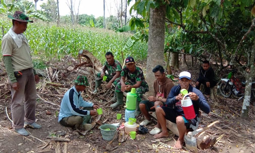 Jalannya Dikerja TNI Lewat TMMD, Ini Tanggapan Warga Desa Lallatang