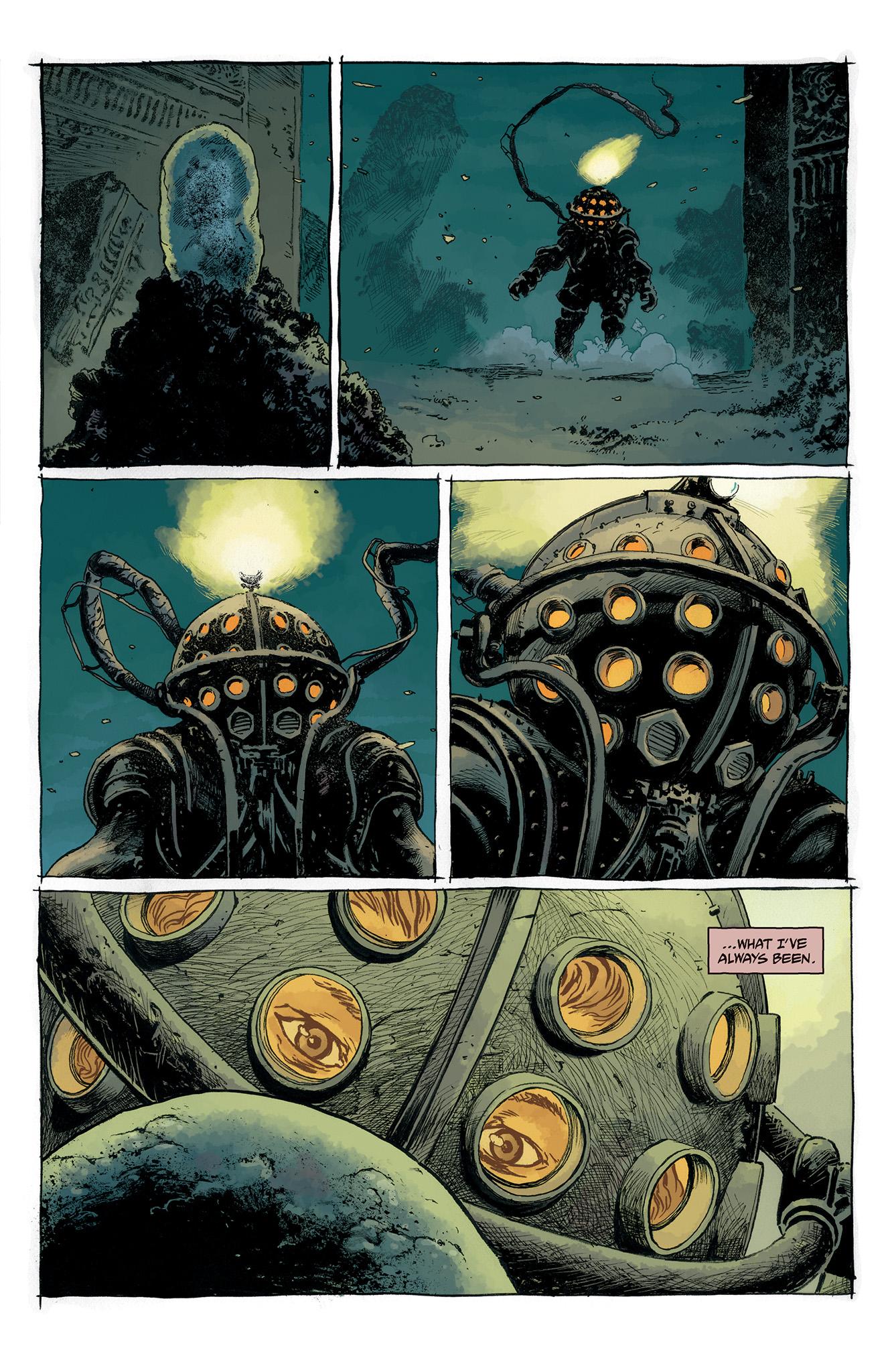 Read online Abe Sapien comic -  Issue #5 - 13