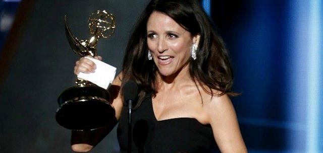 Julia Louis-Dreyfus la cea de-a 67-a ediție a premiilor Emmy
