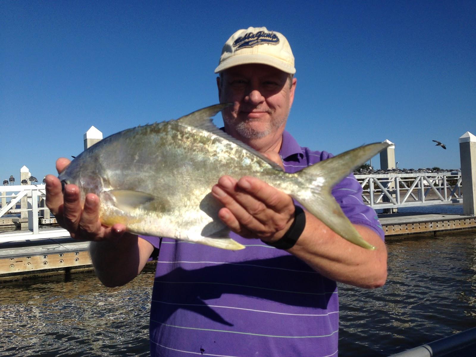 Capt dave sipler 39 s sport fishing 11 10 november pompano for Captain dave s fishing