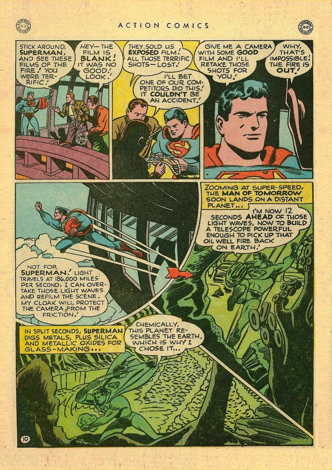 Read online Action Comics (1938) comic -  Issue #111 - 12