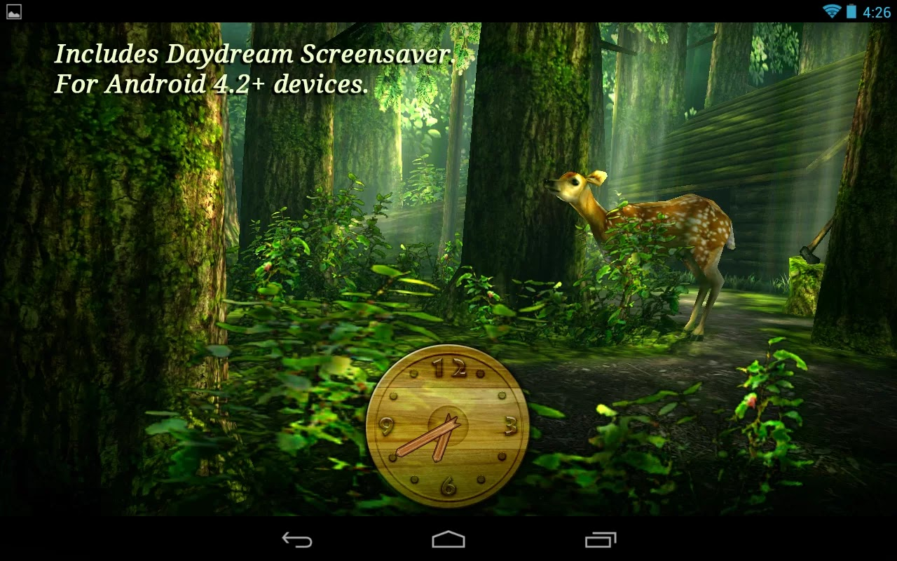 Forest HD Live Wallpaper Free Download Download Game Android Apk