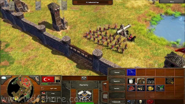Age Of Empire III Complete Edition High compress
