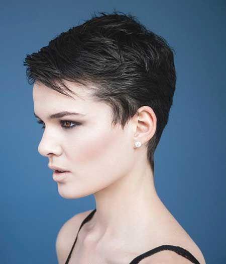 3 Formas de Peinar Un Corte Estilo Pixie YouTube - Peinados Para Corte Pixie