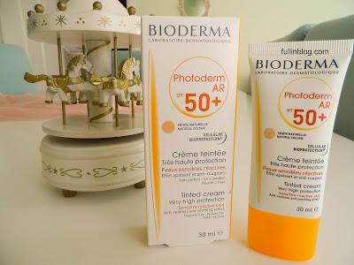 bioderma photoderm ar spf 50+ güneş kremi