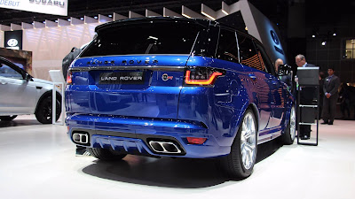 Land Rover Range Rover HSE 2018 Review, Specs, Price