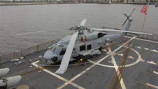 Helikopter MH-60R Romeo