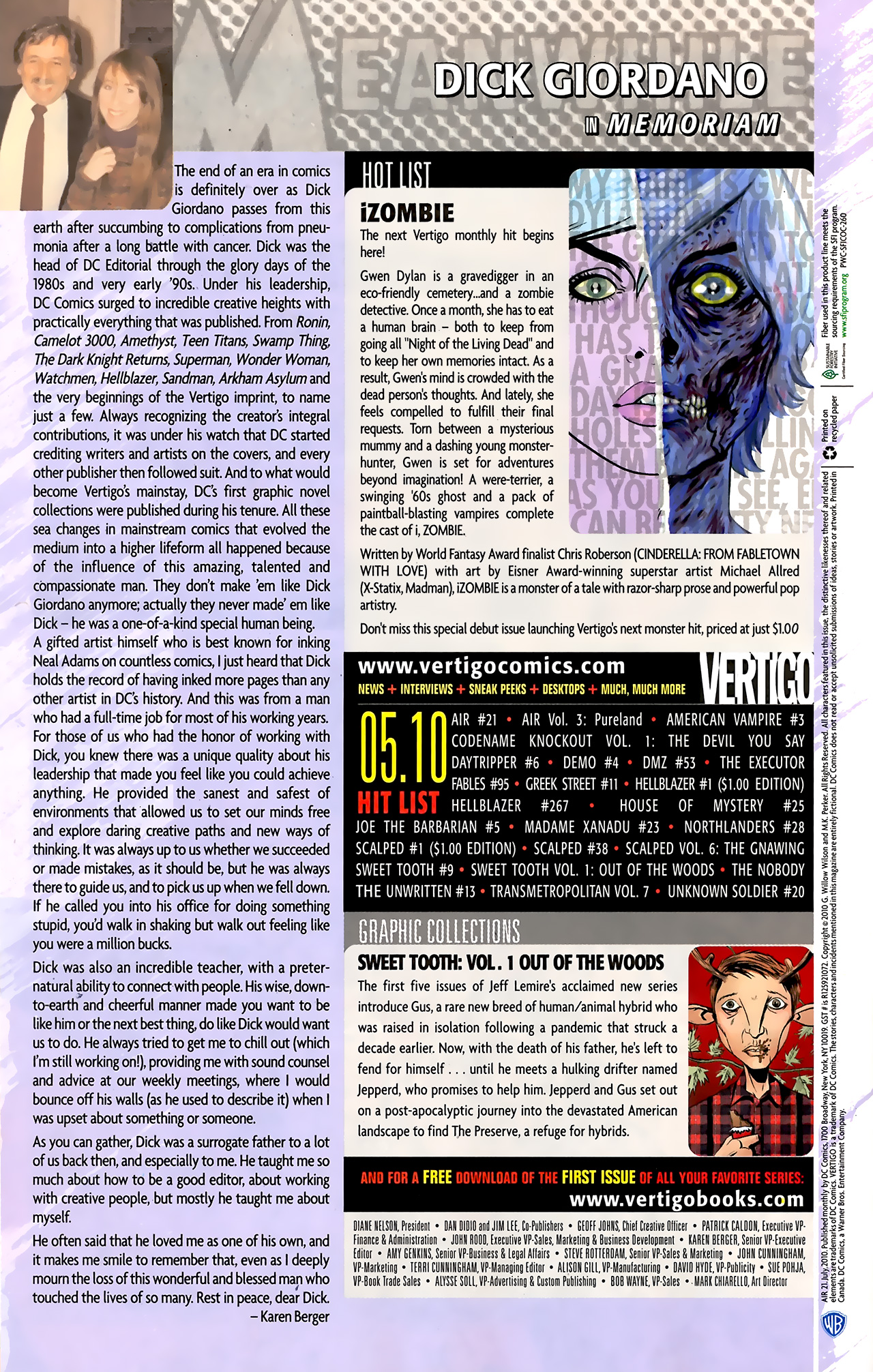 Read online Air comic -  Issue #21 - 23