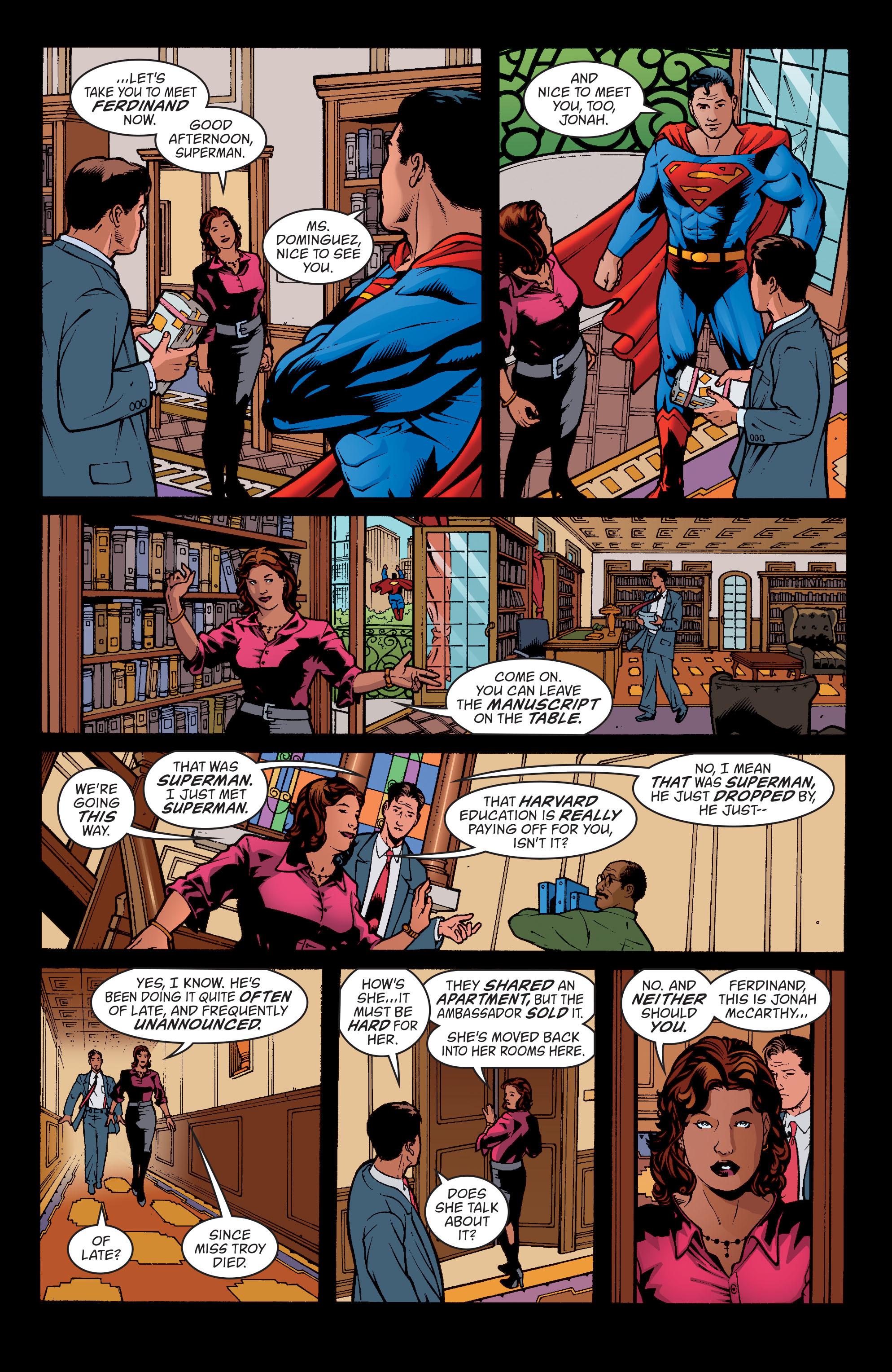 Read online Wonder Woman (1987) comic -  Issue #195 - 17