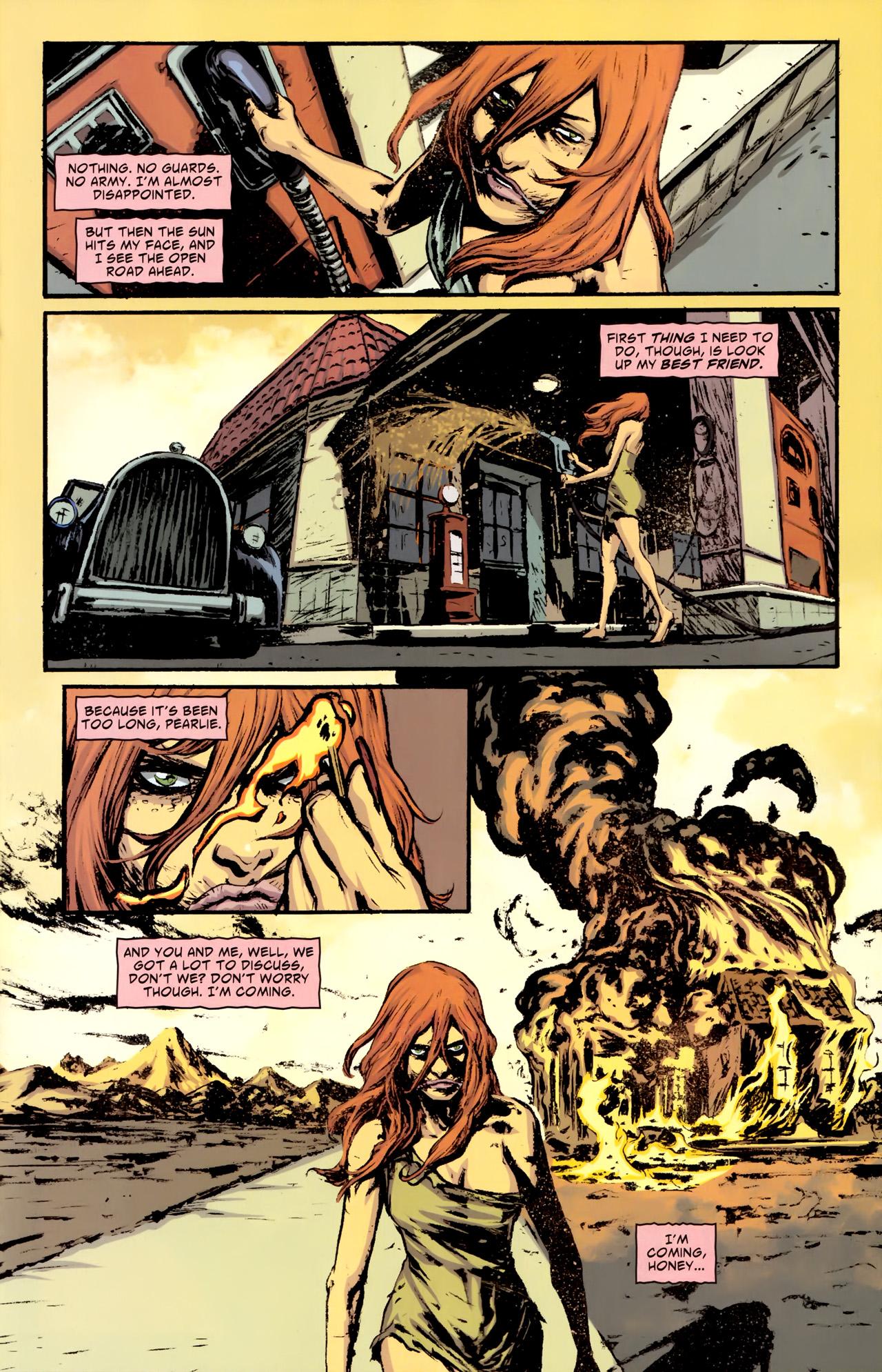 Read online American Vampire comic -  Issue #10 - 20