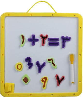 كيفية تعليم الاطفال الارقام والحساب في خمس خطوات