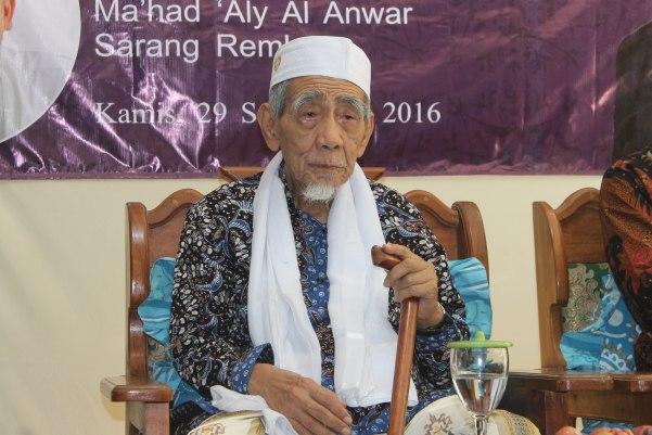 Sejarah Masuknya Islam di Indonesia Menurut Mbah Maimoen