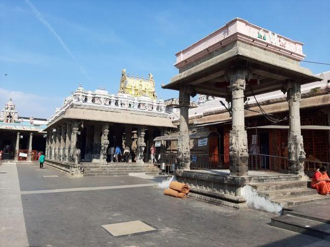 Sri Parthasarathyswamy Temple Prakaram