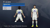 PES 2017 Parma Classic Kits