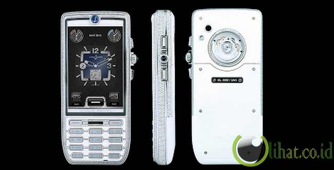 Ponsel Android Ulysse Nardin Chairman diamond edition