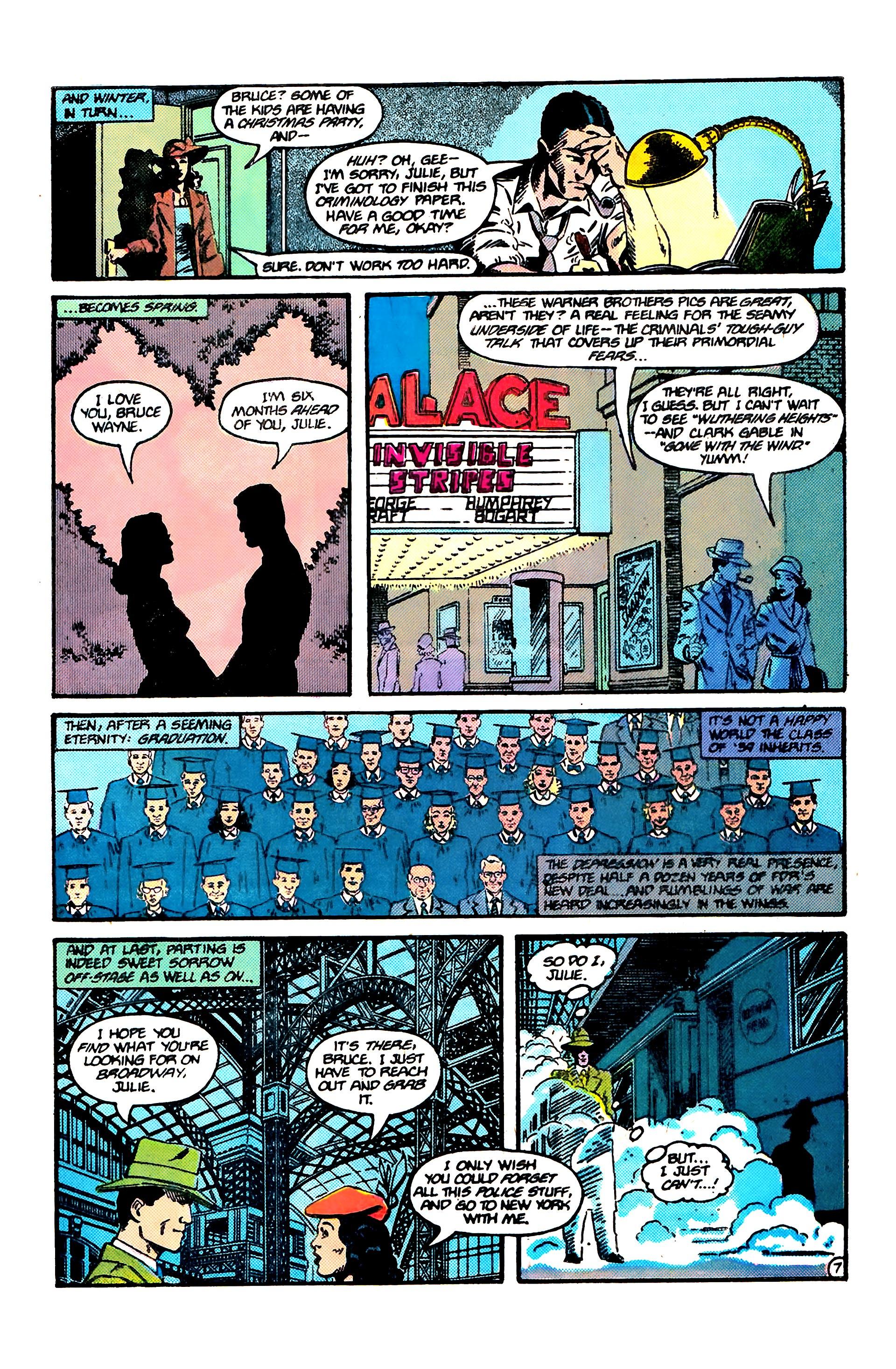 Read online Secret Origins (1986) comic -  Issue #6 - 9