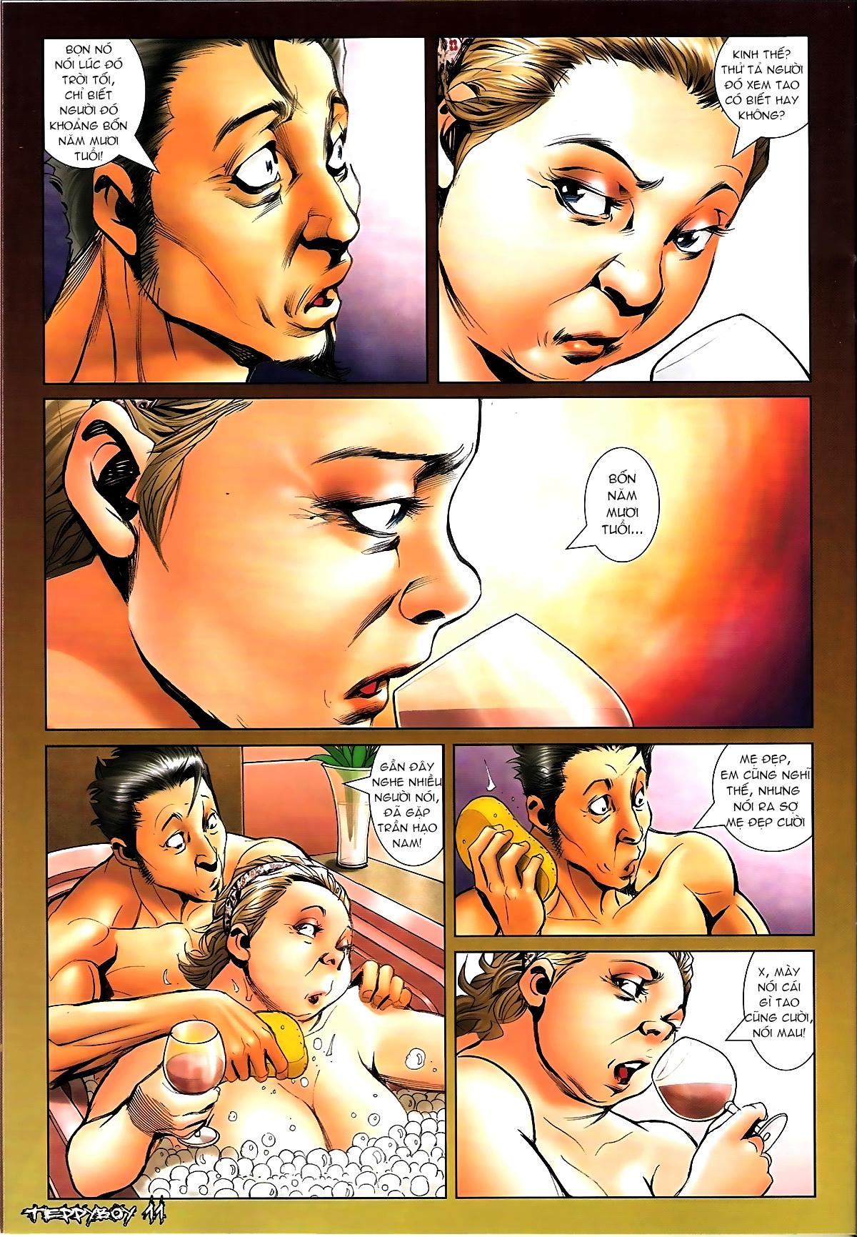 Người Trong Giang Hồ - Chapter 1354: Nam Ca đã chết - Pic 10